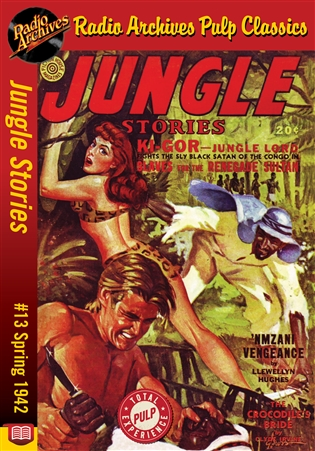 Jungle Stories eBook #13 Spring 1942