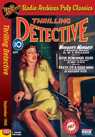 The Green Lama #2