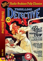 The Green Lama #5