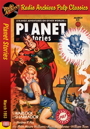 Planet Stories eBook March 1953