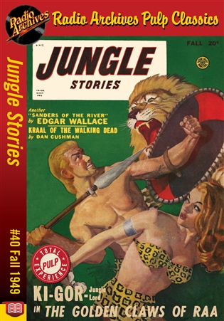 Jungle Stories eBook #40 Fall 1948