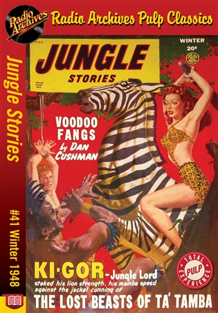 Jungle Stories eBook #41 Winter 1948