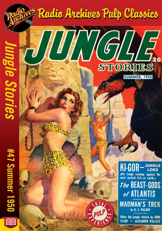 Jungle Stories eBook #47 Summer 1950