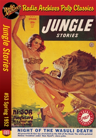 Jungle Stories eBook #53 Spring 1952