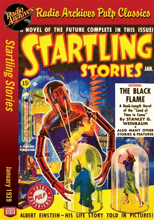 Startling Stories eBook January 1939
