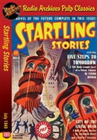 Startling Stories eBook July 1940