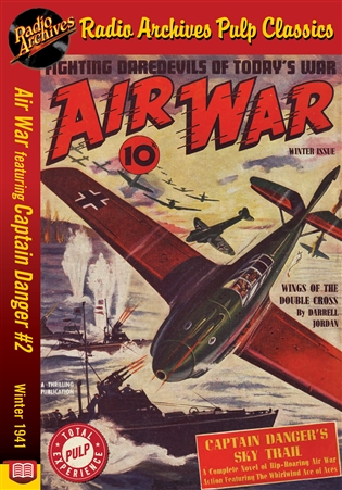 Air War eBook Captain Danger #2 Winter 1941