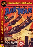 Air War eBook Captain Danger #7 March 1942