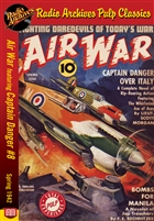Air War eBook Captain Danger #8 Spring 1942