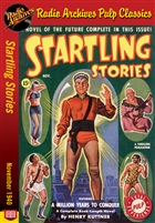 Startling Stories eBook November 1940