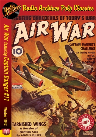 Air War eBook Captain Danger #11 Winter 1942