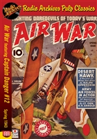 Air War eBook Captain Danger #12 Spring 1943