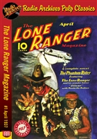 Lone Ranger Magazine eBook #1 April 1937