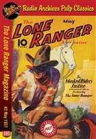 Lone Ranger Magazine eBook #2 May 1937
