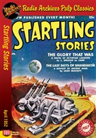 Startling Stories eBook April 1952