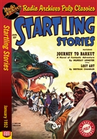 Startling Stories eBook January 1952