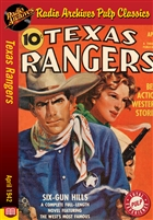 Texas Rangers eBook April 1942