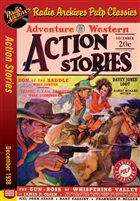 Action Stories eBook December 1938