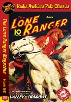 The Lone Ranger Magazine eBook #4 July 1937