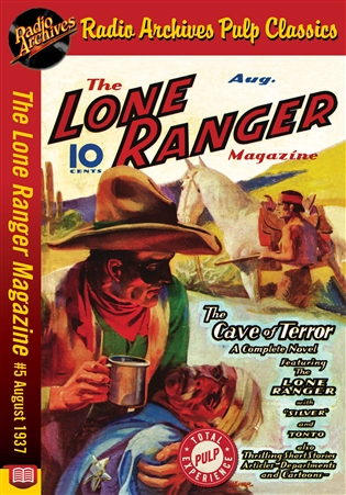 Lone Ranger Magazine eBook #5 August 1937