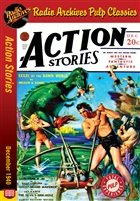Action Stories eBook December 1940