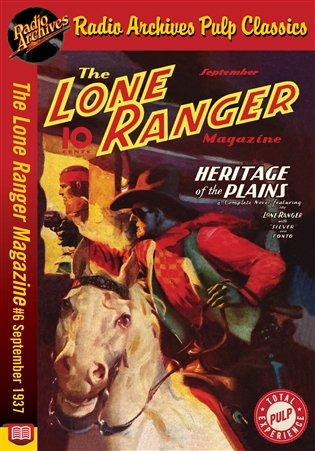 The Lone Ranger Magazine eBook #6 September 1937