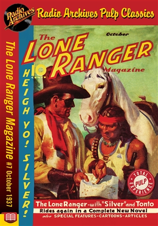 The Lone Ranger Magazine eBook #7 October 1937