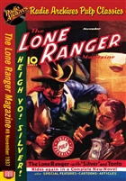 The Lone Ranger Magazine eBook #8 November 1937