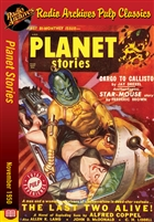 Planet Stories eBook November 1950