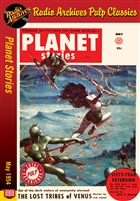 Planet Stories eBook May 1954