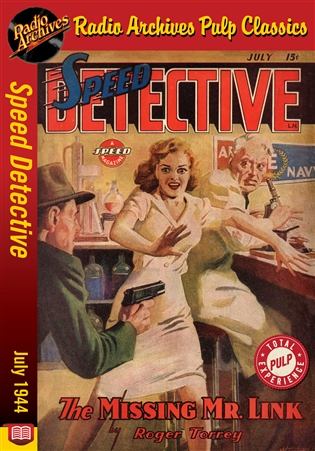 Speed Detective eBook July 1944