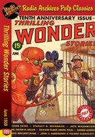 Thrilling Wonder Stories eBook June 1939