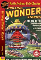Thrilling Wonder Stories eBook January 1940