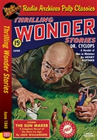 Thrilling Wonder Stories eBook June 1940