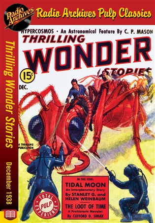 Thrilling Wonder Stories eBook December 1938