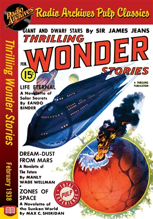 Thrilling Wonder Stories eBook February 1938
