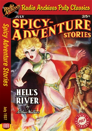 Spicy Adventure Stories eBook July 1937