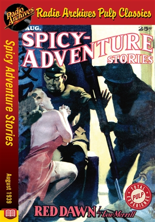 Spicy Adventure Stories eBook August 1939