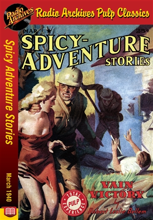 Spicy Adventure Stories eBook March 1940