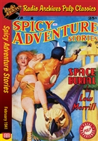 Spicy Adventure Stories eBook February 1941
