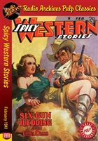 Spicy Western Stories eBook February 1941