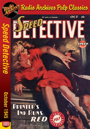 Speed Detective eBook October 1945