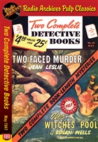 Two Complete Detective Books eBook May 1947