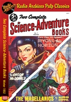 Two Complete Science Adventure Books eBook Winter 1952