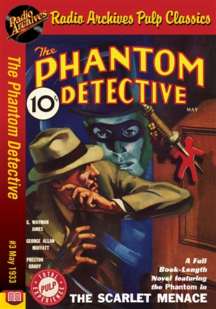 The Phantom Detective eBook #3 May 1933