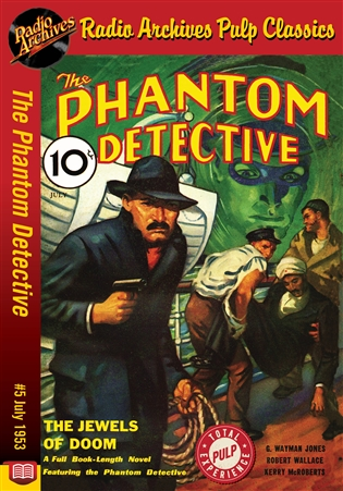 Phantom Detective eBook #5 July 1933