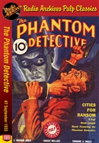 Phantom Detective eBook #7 September 1933