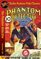 Phantom Detective eBook #8 October 1933