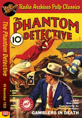 Phantom Detective eBook #9 November 1933