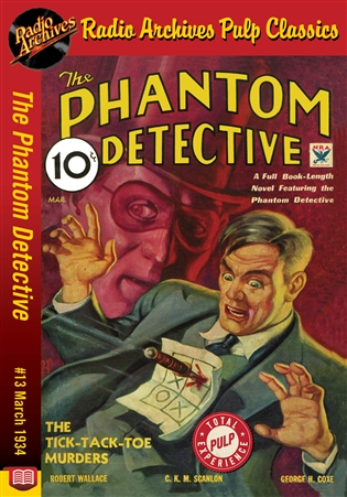 The Phantom Detective eBook #13 March 1934